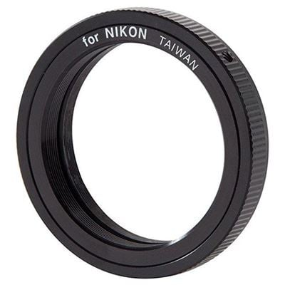 Image of Celestron T-Ring for Nikon DSLR Cameras