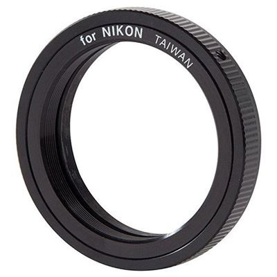 Image of Celestron T-Ring for Nikon DSLR Cameras