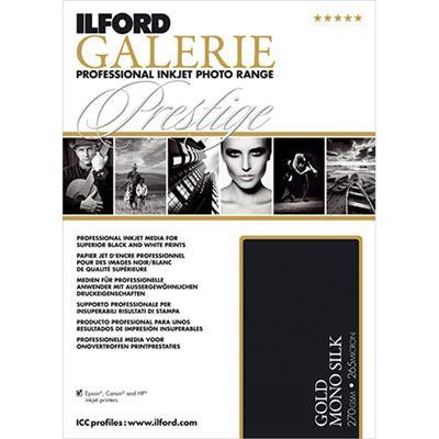 Ilford Galerie Prestige Gold Mono Silk A2 25 Sheets 270gsm