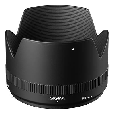 Sigma LH85003 Lens Hood for 85mm f1.4 EX DG
