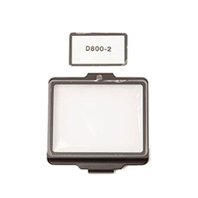 Image of GGS Pro Removable Glass Protector for Nikon D800