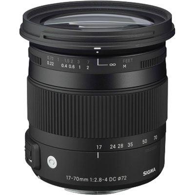 Sigma 17-70mm f2.8-4 DC Macro HSM Lens – Pentax Fit
