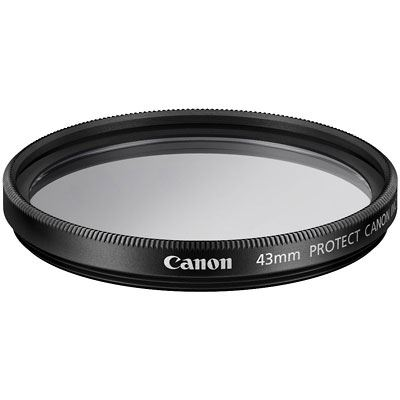 Canon 43 Filter Protector for EF-M 22mm f2 STM