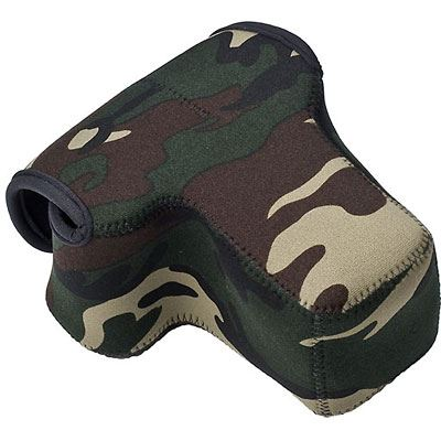 LensCoat BodyBag with lens  Forest Green
