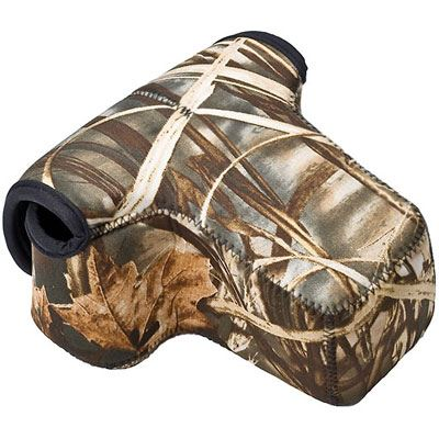LensCoat BodyBag with lens  Realtree Advantage Max4