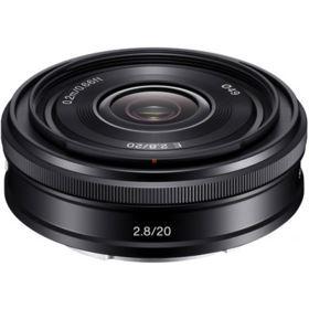 Sony E20mm f2.8 Pancake Lens
