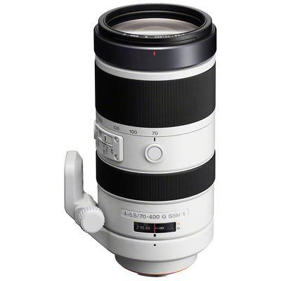 Sony A Mount 70-400mm f4-5.6 G SSM II Lens