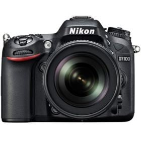 Nikon D7100 Digital SLR Camera with 18-105mm VR Lens