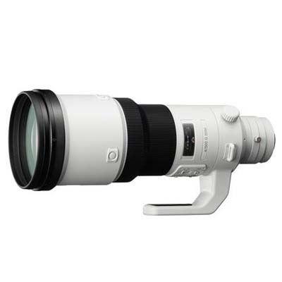 Sony 500mm f4 G SSM Lens