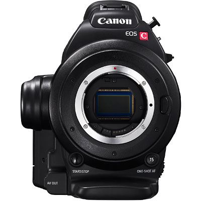 C100 High Definition Camcorder