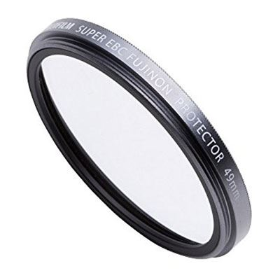 Image of Fujifilm 49mm PRF-49S Protective Filter (Silver)