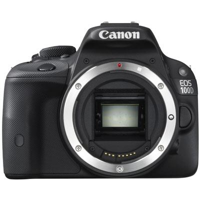 Canon EOS 100D Digital SLR Camera Body