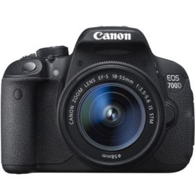 Canon 700D 18-55mm IS Kit