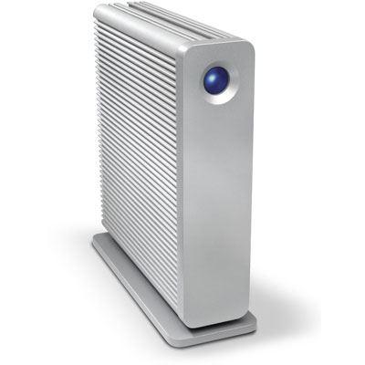 LaCie d2 Quadra USB 3.0 Desktop Drive  4TB