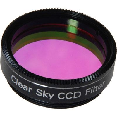 Image of Optical Vision 1.25 Inch Clear Sky Filter