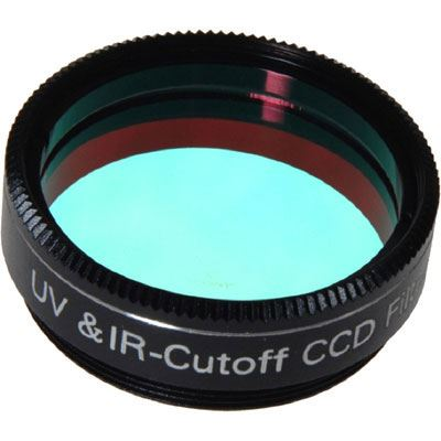 Optical Vision 1.25 Inch UV/IR Cut-Off Filter