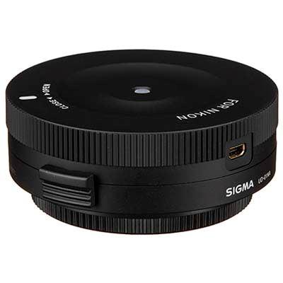 Sigma USB Dock - Nikon Fit