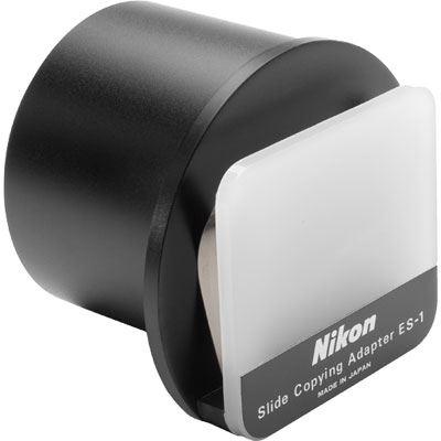 Nikon ES-1 Slide Copier / 52mm Copying Adaptor