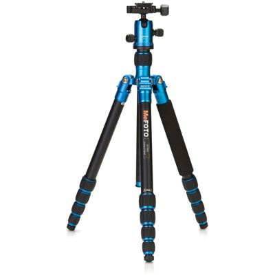 MeFOTO RoadTrip A1350Q1B Tripod - Blue