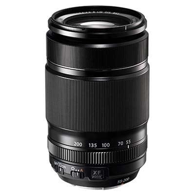 Fujifilm 55-200mm f3.5-4.8 R LM OIS XF Fujinon Lens