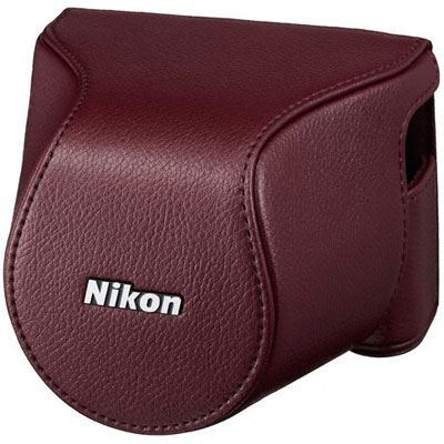 Nikon CB-N2200S Body Case Set - Brown
