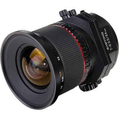 Samyang T-S 24mm f3.5 ED AS UMC Lens – Pentax Fit