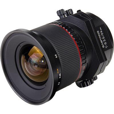 Samyang T-S 24mm f3.5 ED AS UMC Lens - Pentax Fit