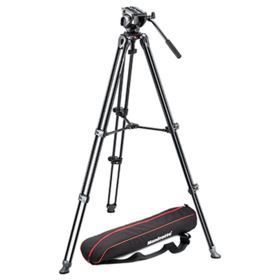 Manfrotto 500 Twin Aluminium Leg