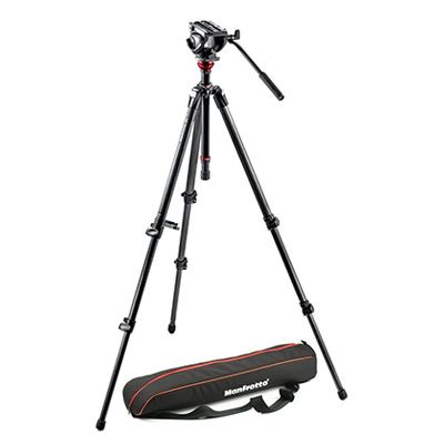 Manfrotto 500 Carbon Fibre MDeVe Video System