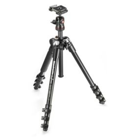 Manfrotto Befree Travel Tripod - Black