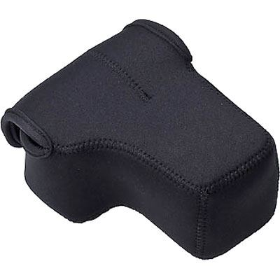 LensCoat BodyBag Compact with lens  Black