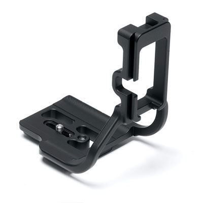 Kirk BL-6DG L-Bracket for Canon EOS 6D with BG-E13 Grip