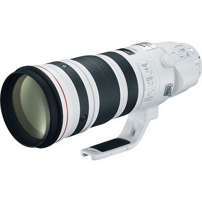 Used Canon EF 200-400mm f4 L IS USM with Internal 1.4x Extender Lens