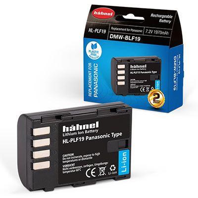 Hahnel HL-PLF19 Battery (Panasonic DMW-BLF19)