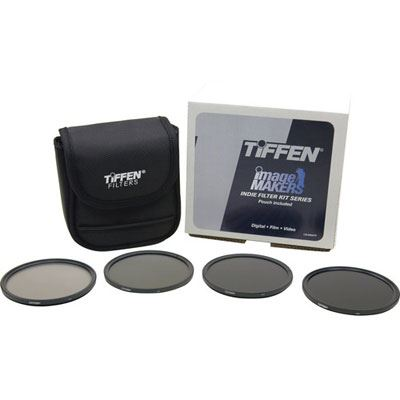 Tiffen 77mm Indie Neutral Density Filter Kit