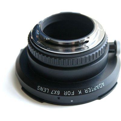Pentax 67 K Adapter Ring