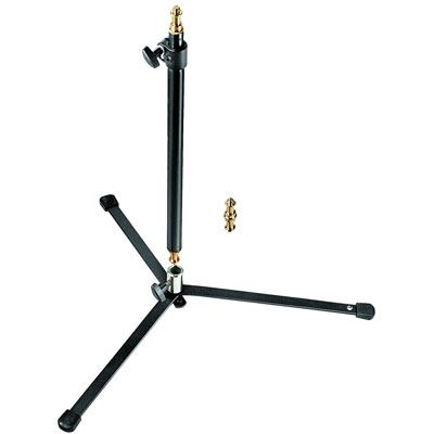 Image of Manfrotto 012B Backlite Stand - Black