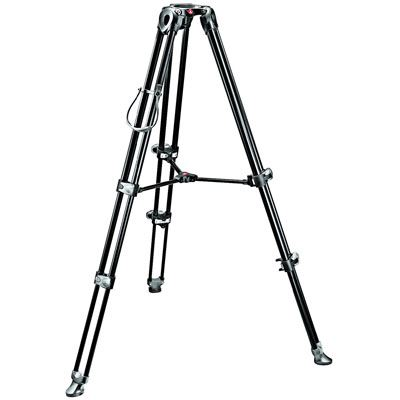Manfrotto MVT502AM Telescopic Twin-Leg Video Tripod