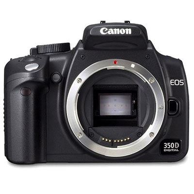 Canon EOS 350D Body Only