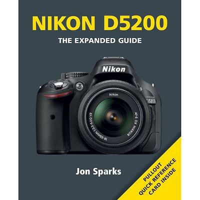 Image of The Expanded Guide - Nikon D5200