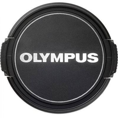 Olympus LC-37B MFT 37mm Lens Cap for 17mm f2.8 Pancake / 14-42mm f3.5-5.6 II (R) / 45mm f1.8