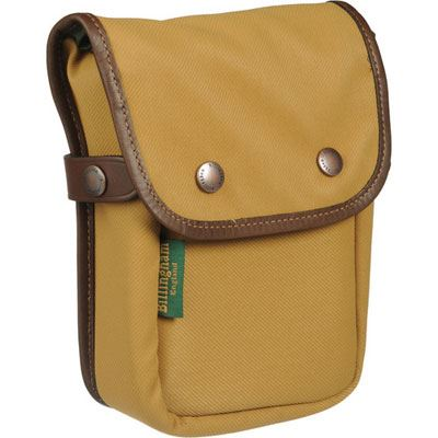 Billingham Delta Pocket  Khaki FibreNyteChocolate