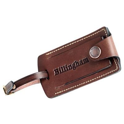 Billingham Luggage Tally - Chocolate