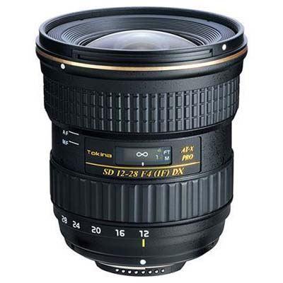 Tokina 1228mm f4 AF ATX PRO DX Lens  Canon Fit