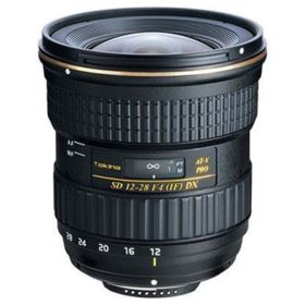 Used Tokina 12-28mm f4 AF AT-X PRO DX Lens - Canon Fit