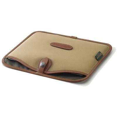 Billingham Tablet Slip - Khaki/Tan