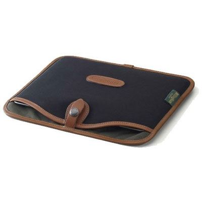 Billingham Tablet Slip - Black/Tan
