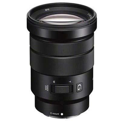 Sony E18-105mm f4 G OSS Lens