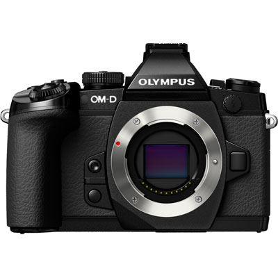Olympus OM-D E-M1 Digital Camera Body - Black