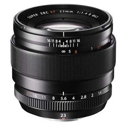 Fujifilm 23mm f1.4 XF R Fujinon Lens